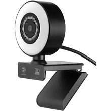 Web-камера 2E GAMING QUAD HD 2K LED (2E-WC2K-LED)