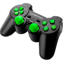 Геймпад ESPERANZA EG107G Black-Green (EGG107G)