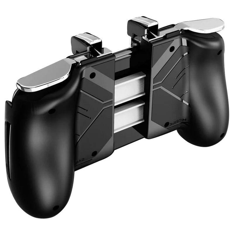Тригер GamePro MG105B Black Беспроводное соединение True
