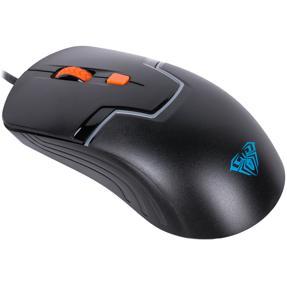Мышь AULA Rigel Gaming mouse (6948391211633) Проводное подключение USB