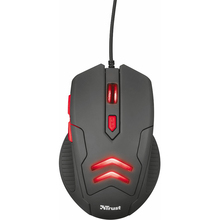Мышь + коврик TRUST Ziva Gaming mouse with Mouse pad (21963)