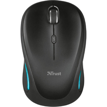 Мышь TRUST Yvi FX wireless mouse black (22333)