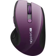 Мышь CANYON CNS-CMSW01 Purple