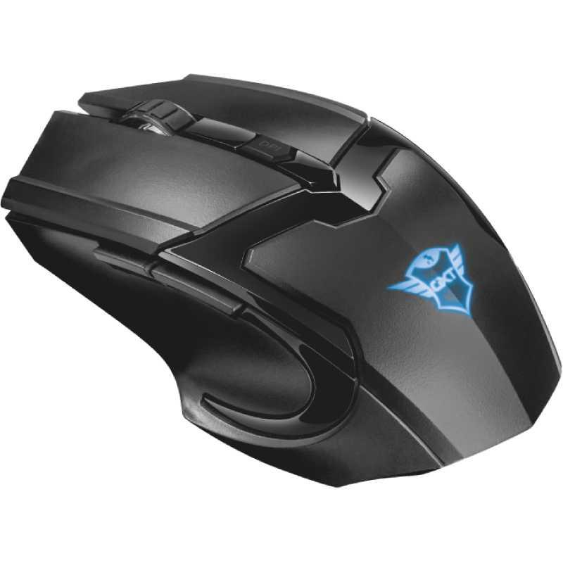 Мышь TRUST GXT 103 Gav Wireless Optical Gaming Mouse (23213) Тип сенсора оптический