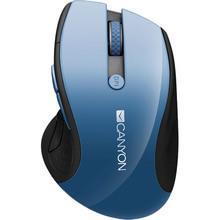 Мышь CANYON Blue (CNS-CMSW01BL)