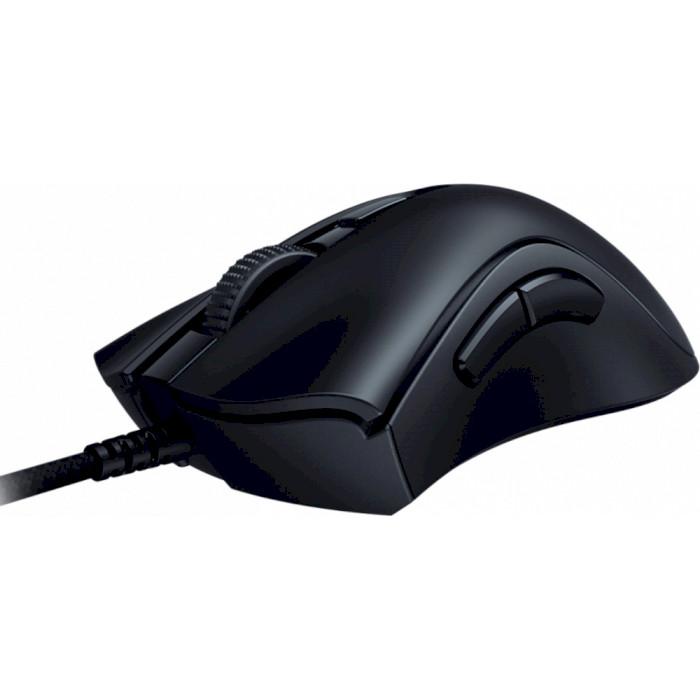 Мышь RAZER DeathAdder V2 Mini + Mouse Grip Tapes (RZ01-03340100-R3M1) Тип сенсора оптический