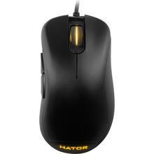 Мышь HATOR Vortex Essential Black (HTM-311)