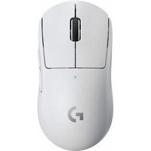 Мышь LOGITECH PRO X SUPERLIGHT Wireless Gaming White (910-005942)