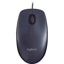 Мышь LOGITECH Mouse M90 Grey (910-001794)
