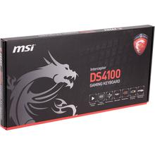 Клавиатура MSI Interceptor DS4100 RU (S11-04RU211-EB5)