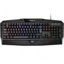 Клавіатура AULA Madfire Gaming EN/RU (6948391221748)