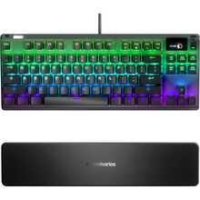 Клавиатура STEELSERIES APEX PRO TKL Black (SS64734)