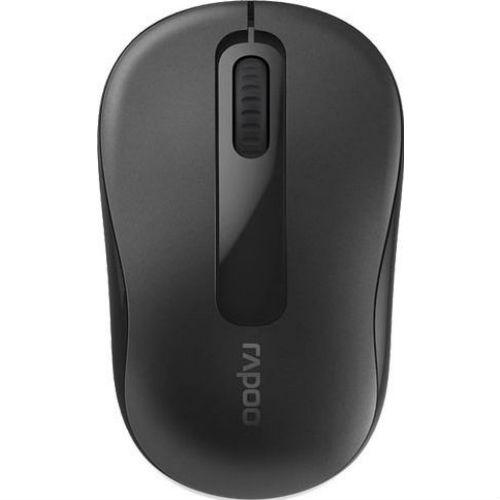Комплект RAPOO X1800S Wireless Black Конструкция мембранная