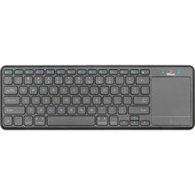 Клавіатура Trust Mida Bluetooth Wireless Keyboard with XL Touchpad (23009)
