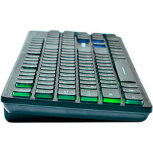 Клавиатура REAL EL 7070 Comfort Backlit Black (EL123100018)