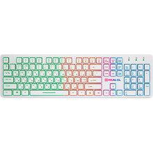 Клавиатура REAL EL 7070 Comfort Backlit White (EL123100019)