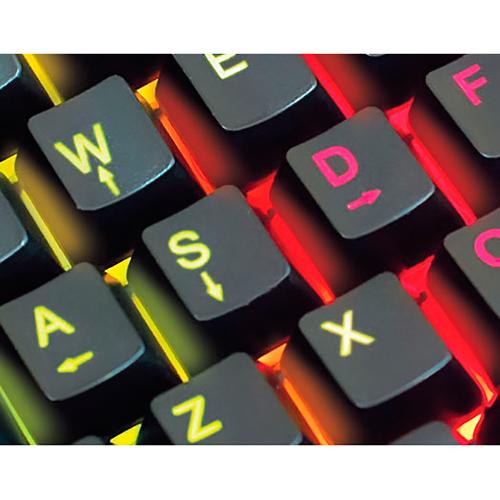 Клавіатура REAL EL Gaming 8900 RGB Macro (EL123100025) Комплектація клавіатура