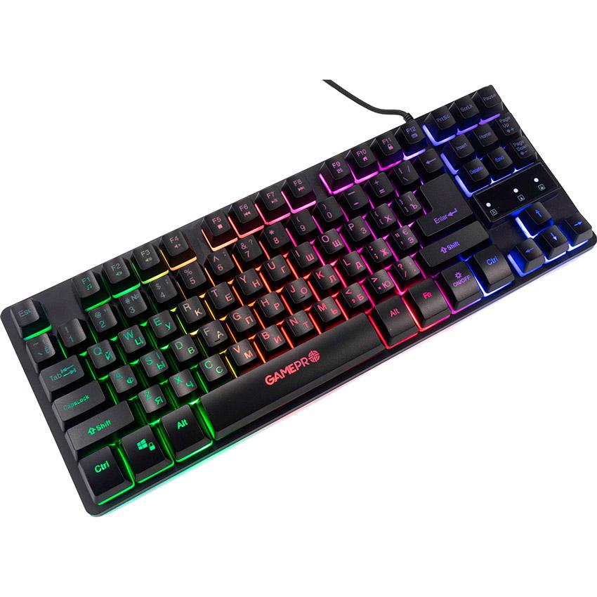 Клавиатура GAMEPRO Nitro GK537 Комплектация клавиатура