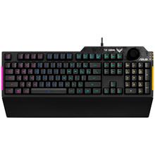 Клавиатура ASUS TUF K1 (90MP01X0-BKRA00)