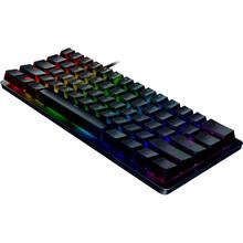 Клавиатура RAZER Huntsman mini ENG purple switch (RZ03-03390100-R3M1)