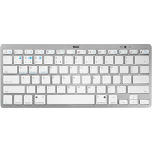 Клавиатура TRUST Nado Bluetooth Wireless keyboard (23746)