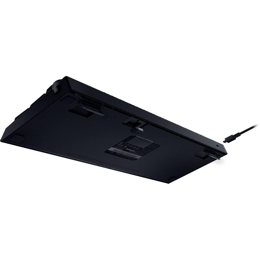 Клавиатура RAZER BlackWidow V3 PRO Wireless (RZ03-03530800-R3R1) Класс игровая