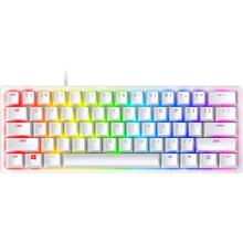 Клавіатура RAZER Huntsman Mini Mercury Ed. Red Switch US USB RGB (RZ03-03390400-R3M1)