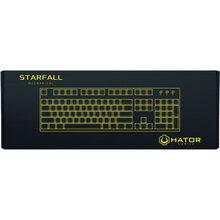 Клавиатура HATOR Starfall Outemu Red (HTK-608)