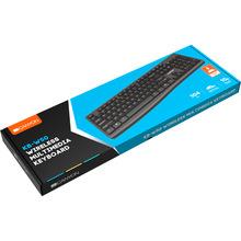 Клавиатура CANYON Wireless Chocolate Standard (CNS-HKBW05-RU)