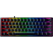 Клавиатура RAZER Huntsman mini Purple Switch RU (RZ03-03391500-R3R1)