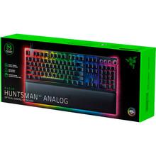 Клавиатура RAZER Huntsman V2 Analog Optical switch RU (RZ03-03610800-R3R1)