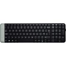 Клавиатура LOGITECH Wireless Keyboard K230 (920-003348)