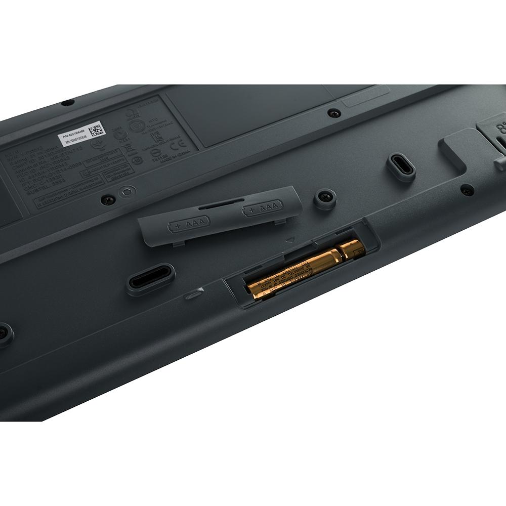 Комплект LOGITECH Wireless Combo MK270 Конструкция мембранная
