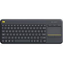 Клавіатура LOGITECH K400 Plus WL Black (920-007147)