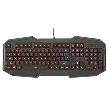 Клавіатура TRUST GXT 830 Gaming Keyboard UKR (21626)