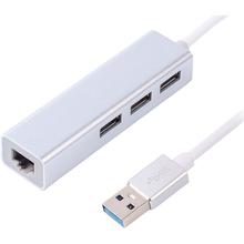 Порт-реплікатор MAXXTER USB-Gigabit Ethernet (NEAH-3P-01)