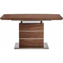 Обеденный стол GT К-6112 (140-180*80*76) Walnut