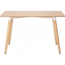 Обеденный стол GT К-6004 (120*80*7) Oak