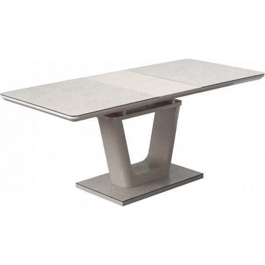 Обеденный стол GT DT2019-8 (140-180x80x76) Cappucino Тип обеденные столы