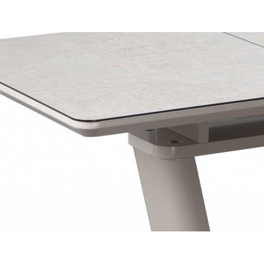 Обеденный стол GT DT2019-8 (140-180x80x76) Cappucino Высота 760