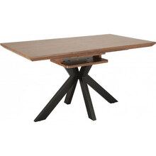 Обеденный стол GT DT0730 (140-180x80x76) Dark Oak
