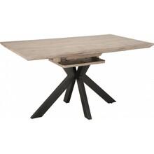 Обеденный стол GT DT0730 (140-180x80x76) Light Oak