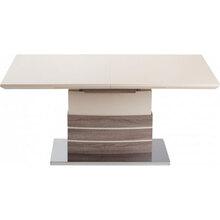 Обеденный стол GT KY8105 (140-180x80x76) Beige/Wooden