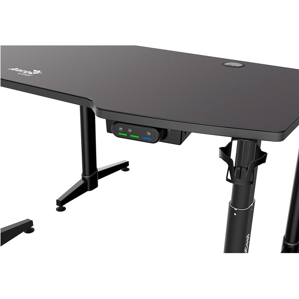 Компьютерный стол Aerocool ACD3-160 Black Тип компьютерные столы