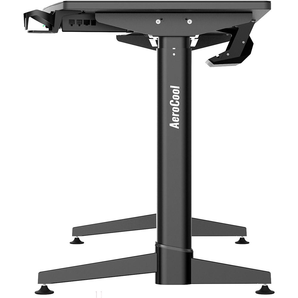 Компьютерный стол Aerocool ACD3-160 Black Высота 1250