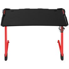 Комп'ютерний стіл 1STPLAYER GT1 Black-Red