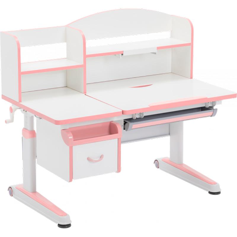 Парта GT RACER DS-1901 Light Pink Тип детские столы