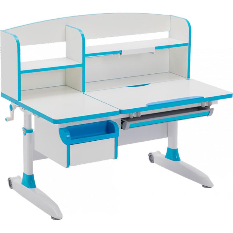 Парта GT RACER DS-1703 Blue Тип детские столы