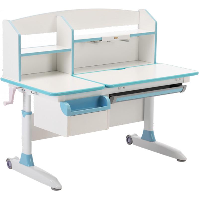 Парта GT RACER DS-1703 Light Blue Тип детские столы