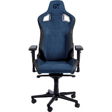 Кресло GT RACER X-8005 Dark Blue/Black